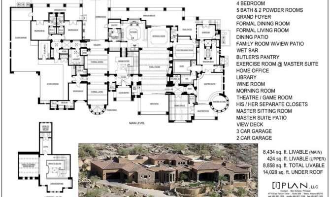 House Floor Plans Over