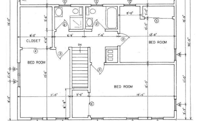 House Floor Plans Sample Woodworker Magazine
