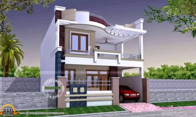 House Front Design India Youtube