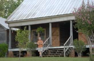 House His Beautiful Dog Trot Home Just Outside Minden Louisiana
