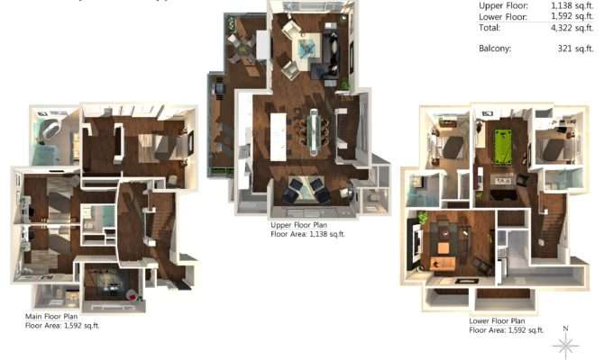 House Layout Design Plans Story Layouts
