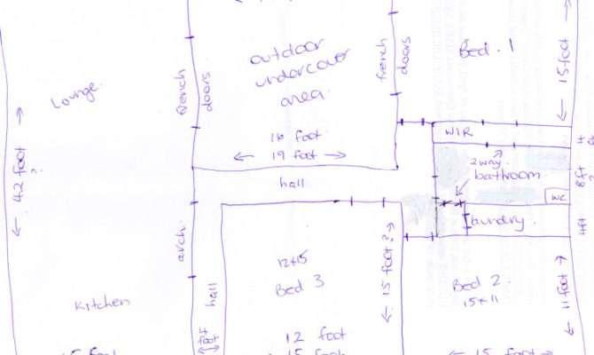 House Map Design Sample
