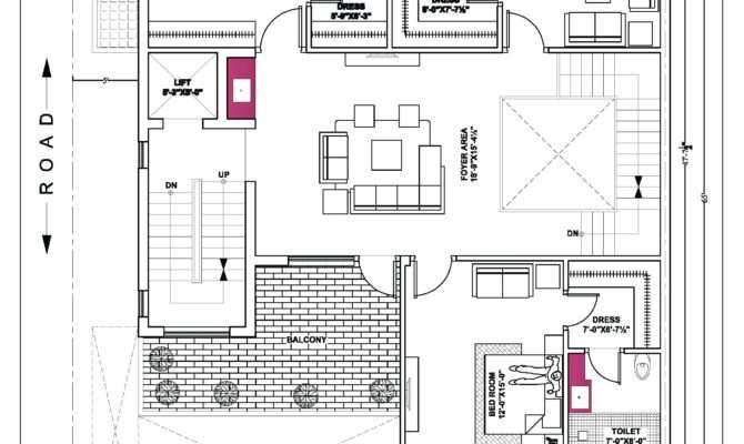 House Map Plan Ground Floor First Second