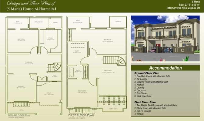 House Maps Marla Welcome Haram City Fateh
