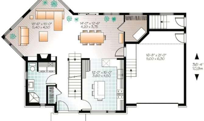 House Plan Bachelor Apartment Floor