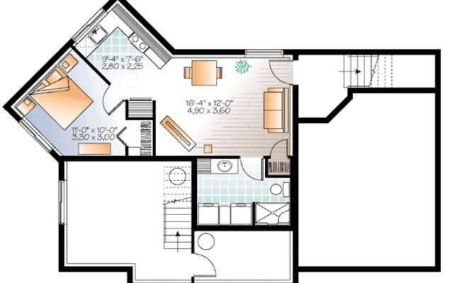 House Plan Bachelor Apartment