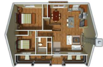 House Plan Beds Baths Other Floor