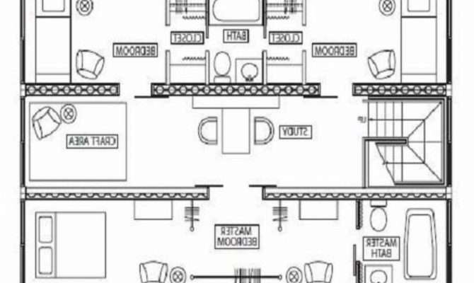 House Plan Building Shipping Container Homes Designs