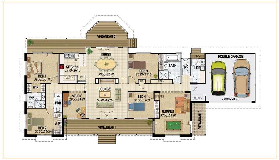 House Plan Designs Interior Home Design