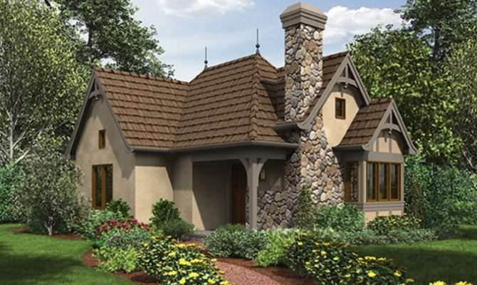House Plan Enchanting Guest Cottage Square Feet