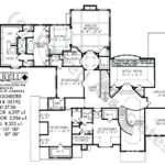 House Plan Floor Master Down Plans Dual