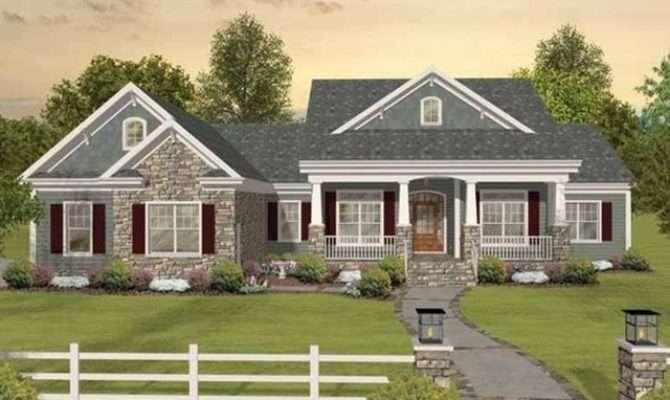 House Plan Hwepl Eplans Craftsman