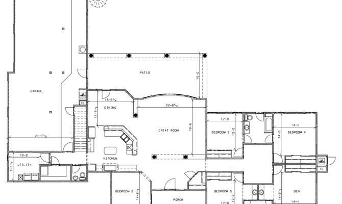 House Plan Samples Sample Flyer Floor
