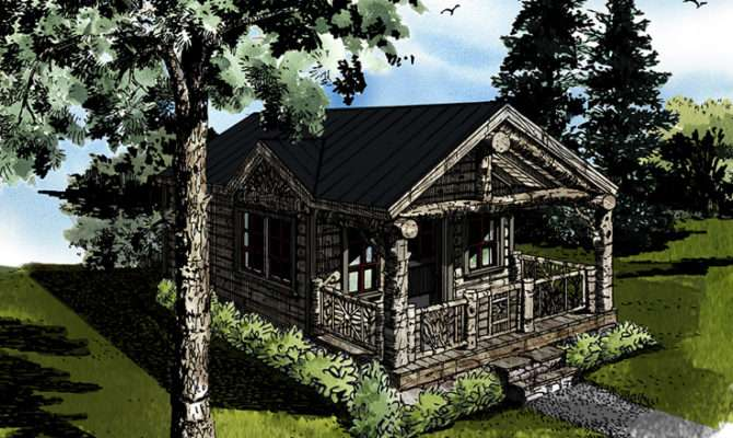 House Plan Shop Blog Attention Hunters Cabin