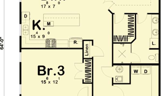 House Plan Stilts Architectural