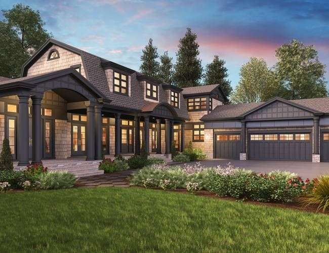 House Plan Would Lose Upstairs Laundry Though Mascord