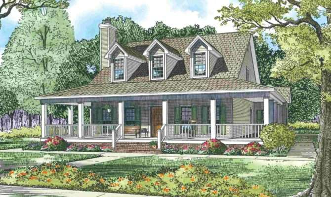 House Plan Wrap Around Porch Quotes