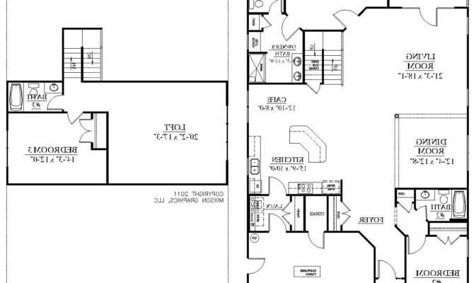 House Plans All Bedrooms Together