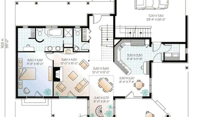 House Plans Atrium Garden Home Design Style