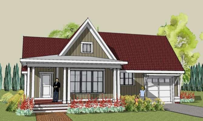 House Plans Bungalow Home Designs Modern Open Floor