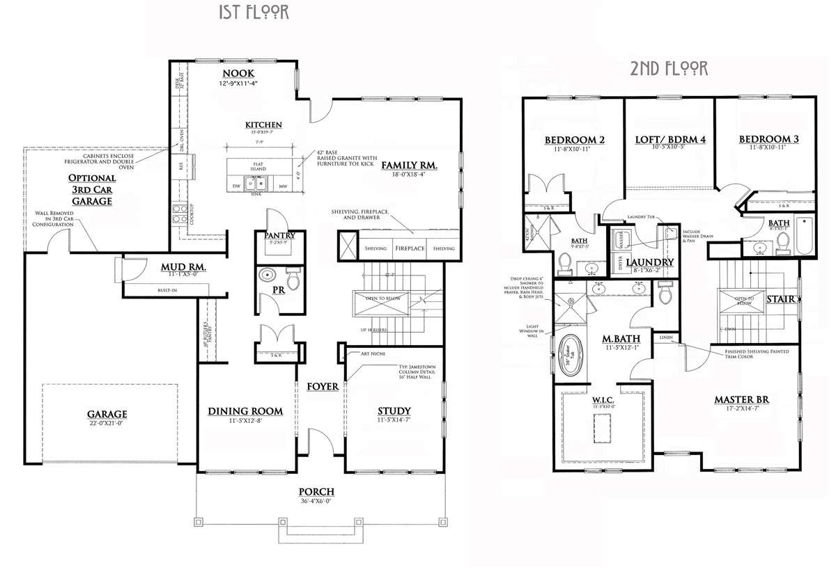 House Plans Bungalow Two Storey Design Philippines Story