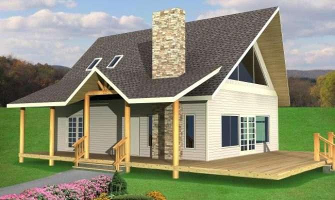 House Plans Cheap Build Expressive Facade