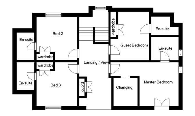 House Plans Contemporary Riverside Self Build