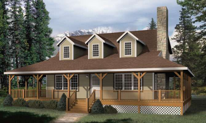 House Plans Country Farmhouse Lowcountry