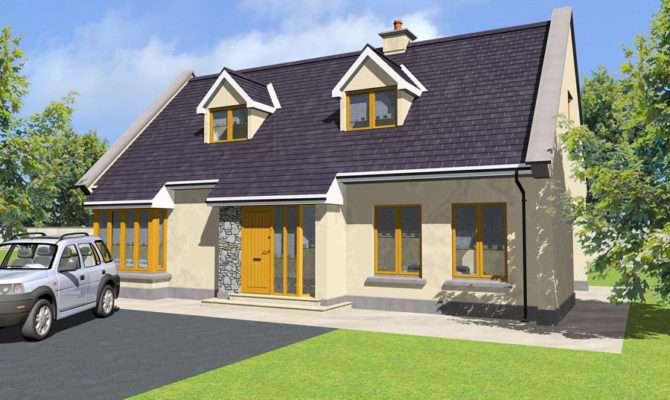 House Plans Design Ireland Dormer