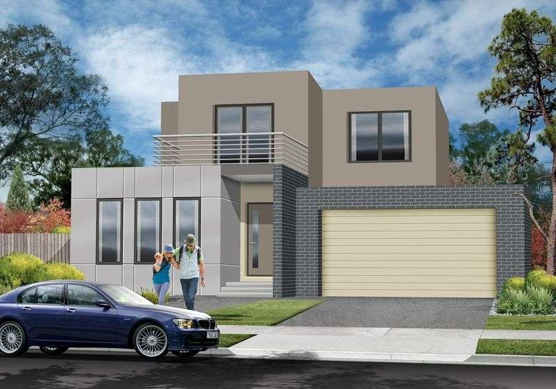 house plans design modern double storey south africa - Double Storey House Plans