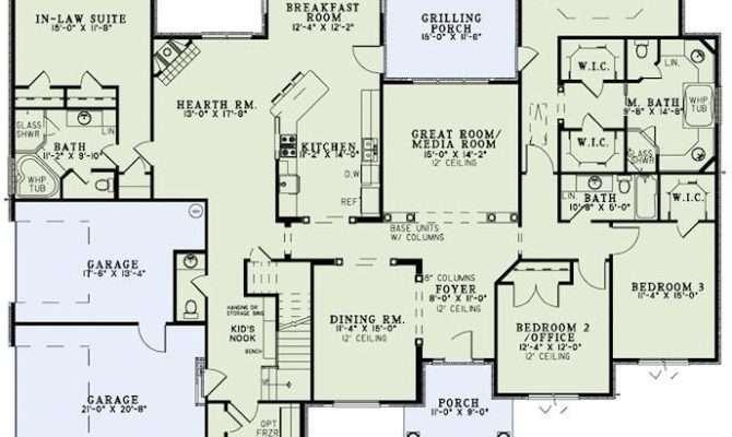 House Plans Detached Guest Suite