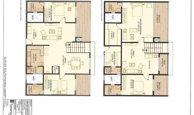 House Plans Duplex Apartments Escortsea