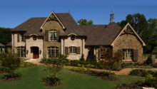 House Plans European Luxury More