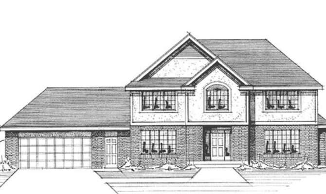 House Plans Front Escortsea