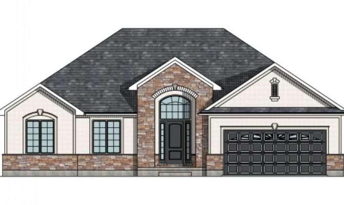 House Plans Garage All Ontario Canada