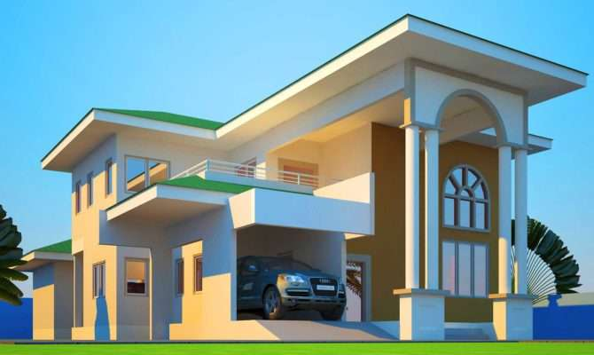 House Plans Ghana Mabiba Bedroom Plan