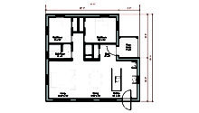 House Plans Gologic Pre Fab