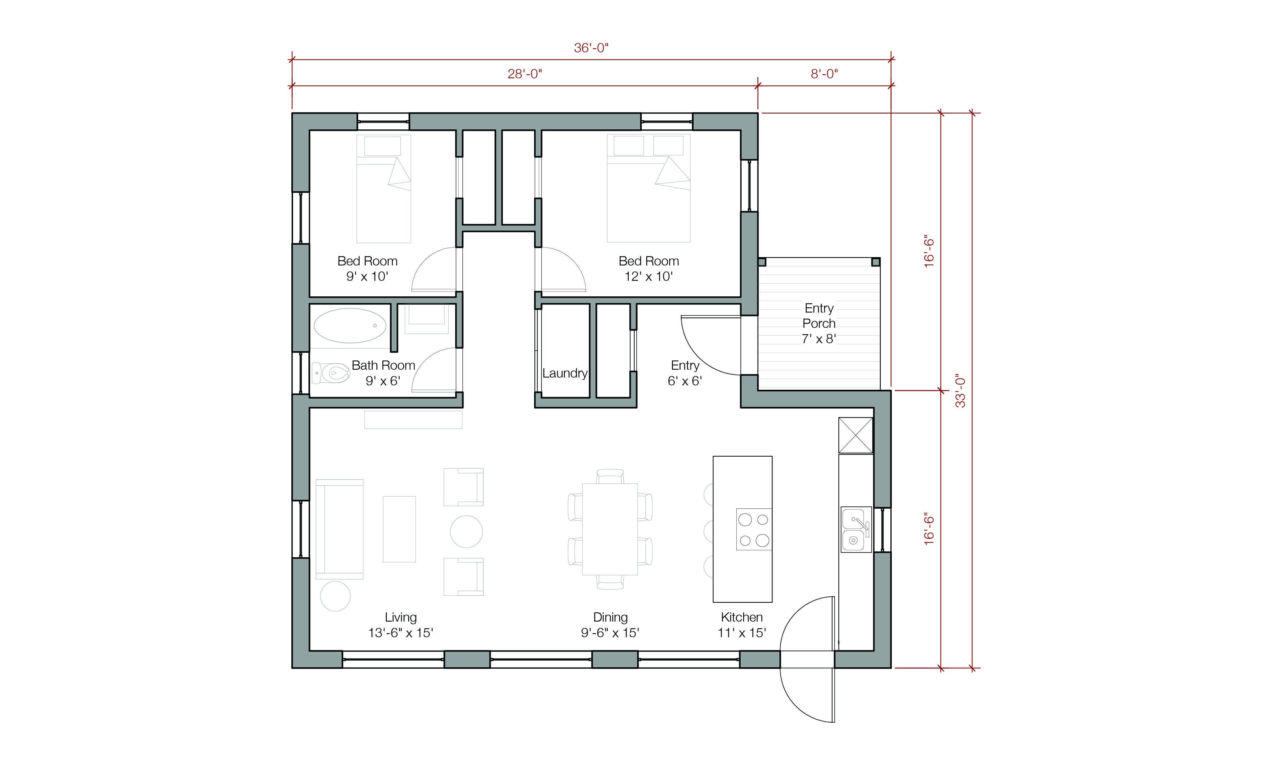 House Plans Gologic Pre Fab
