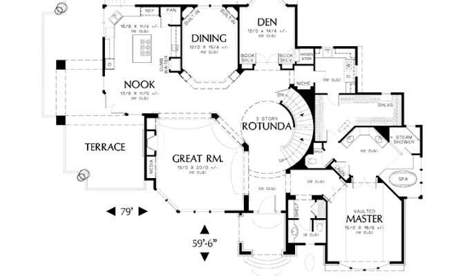 House Plans Hidden Rooms Secret Passageways