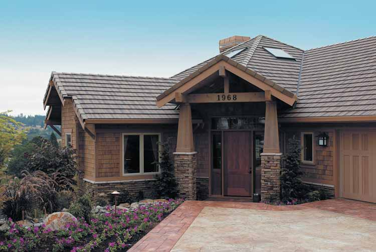 House Plans Hillside Walkout Home Design Style