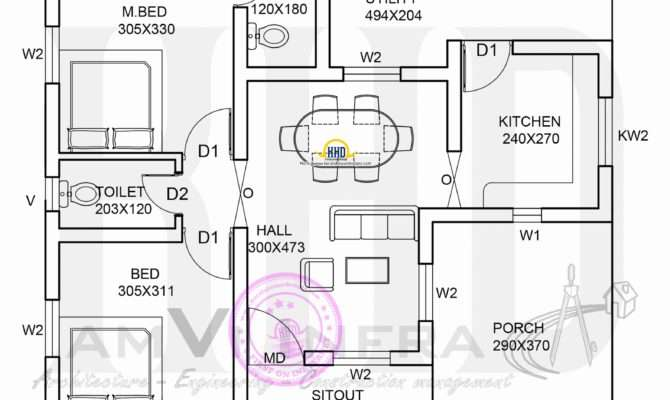 House Plans Home Deco