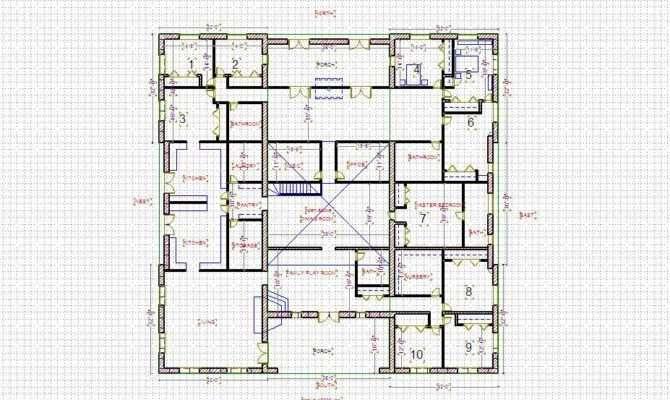 House Plans Home Floor