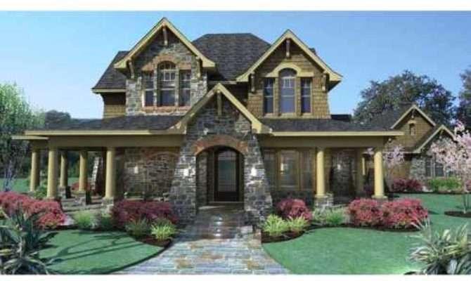 House Plans Large Front Porch Grandhouse