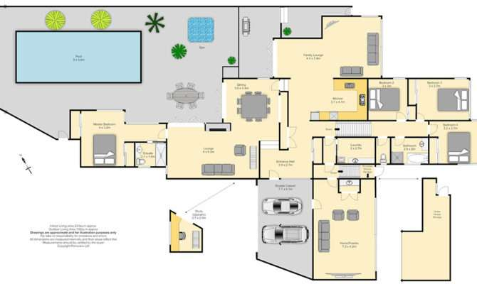 House Plans Large Home Design Style