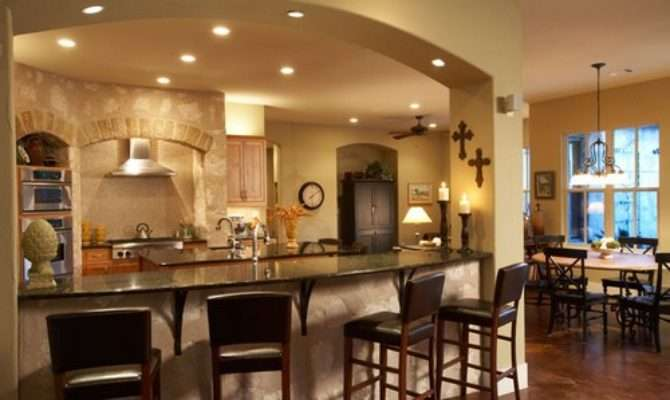 House Plans Large Kitchens Home