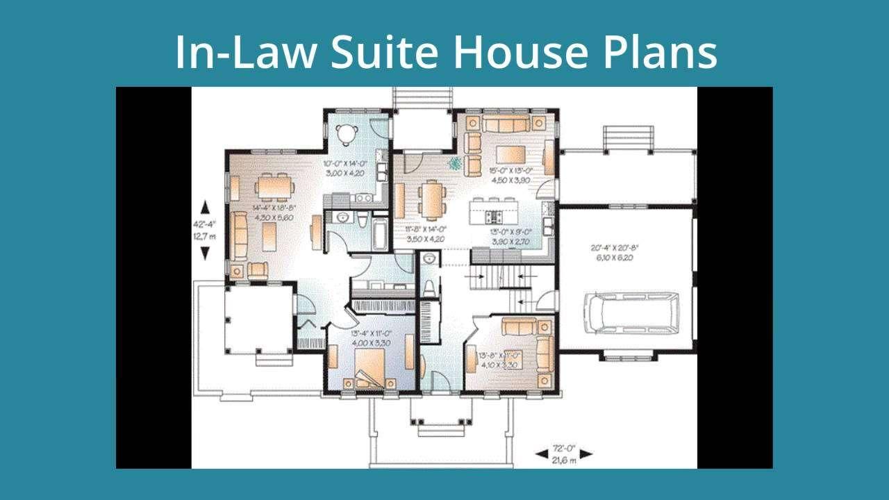 House Plans Mother Law Quarters Home Decor