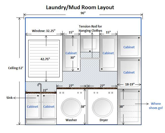 House Plans Mudroom Laundry Rooms Home Designs