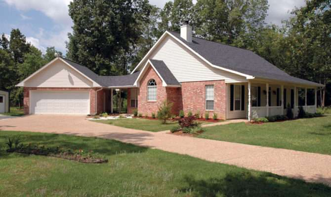 House Plans Ranch Acadian Country