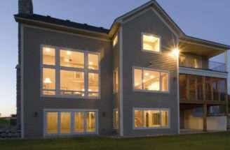 House Plans Rear