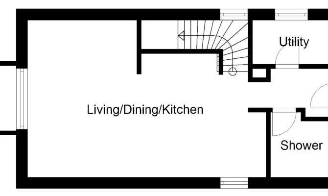 House Plans Scottish Self Build Sloping